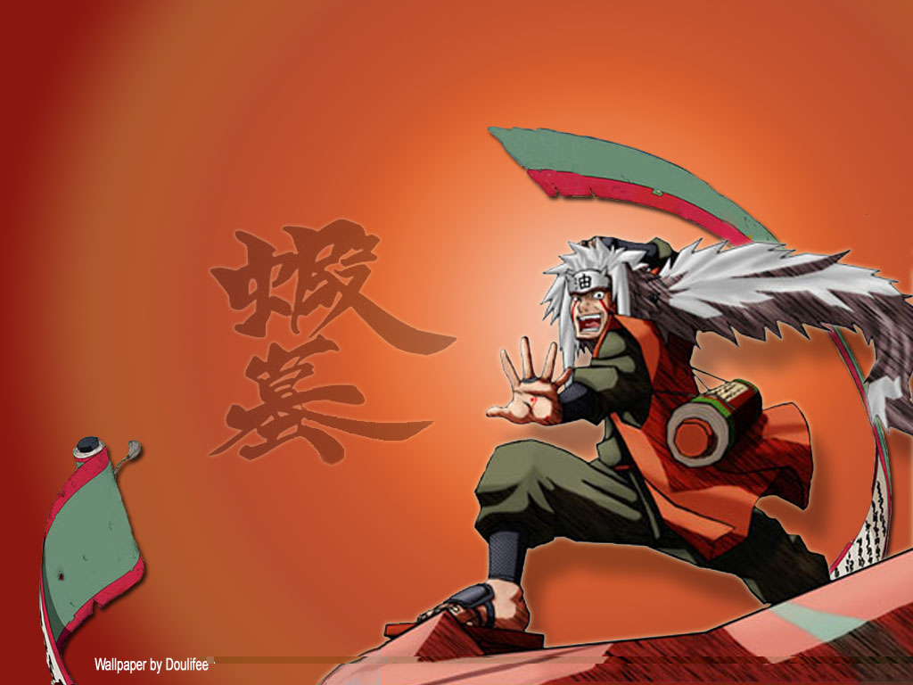 free wallpaper Jiraiya collections